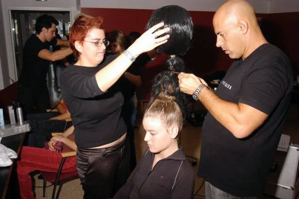 Costa Perruquer · Stylist & International Training